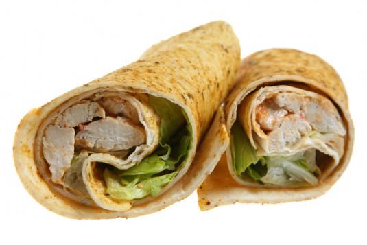 wrap-med-kylling